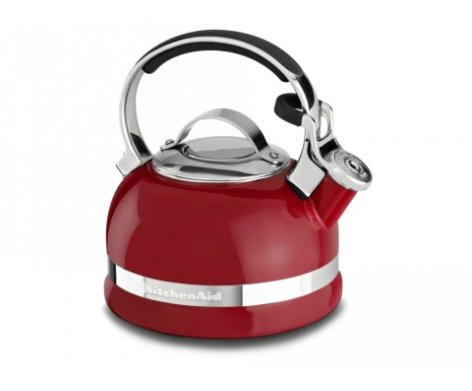 KitchenAid Stove Top Kettle 1.9lt  - Empire Red