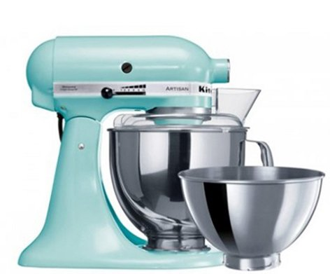 KitchenAid KSM160 Stand Mixer - Ice