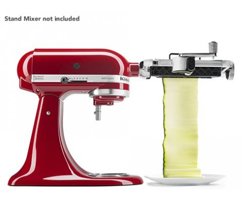 KitchenAid Vegetable Sheeter Attachment