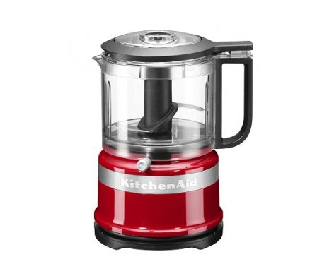 KitchenAid Mini Food Processor 3.5 Cup - Empire Red