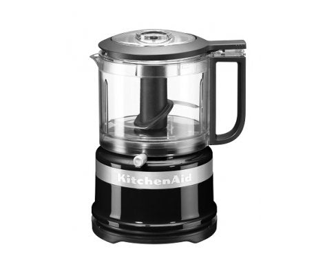 KitchenAid Mini Food Processor 3.5 Cup - Onyx Black