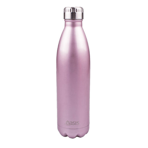 Oasis S/S Insulated Drink Bottle 750ml - Blush