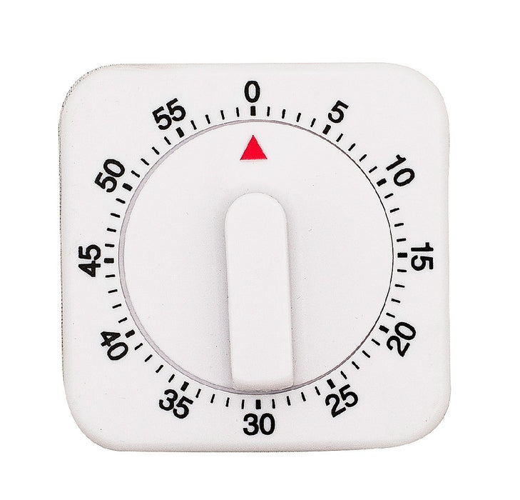 Avanti Mechanical Timer - White