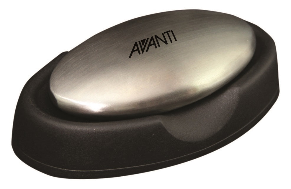 Avanti S/S Soap with Tray