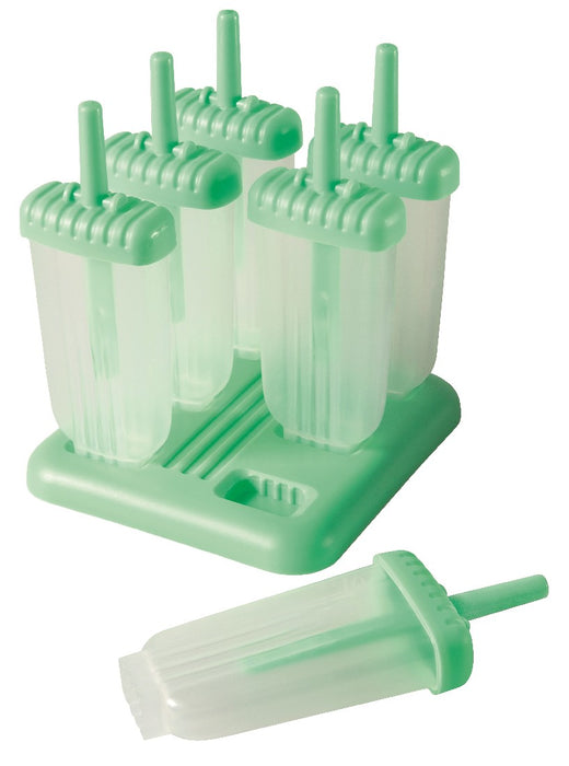 Avanti Groovy Ice Blocks 6pc Set - Green