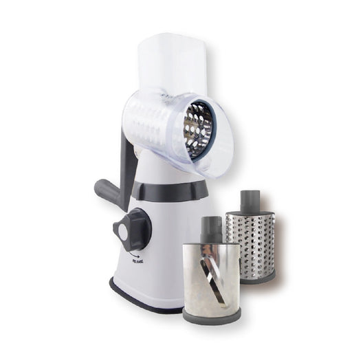 Avanti Table Top Drum Grater w/3 blades