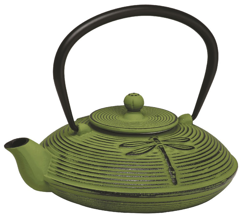 Avanti Dragonfly Cast Iron Teapot 770ml