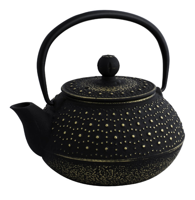 Avanti Imperial Teapot 800ml - Black/Gold