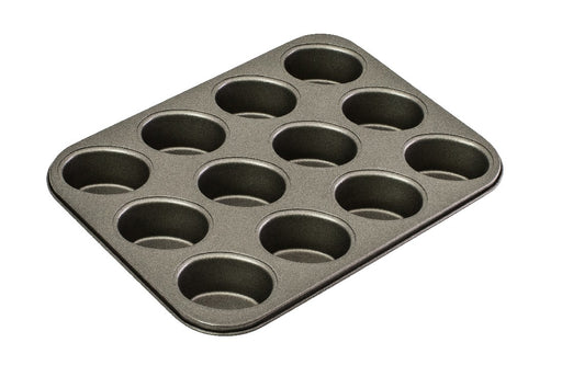 Bakemaster 12 Cup Friand Pan 26.5x35.5cm
