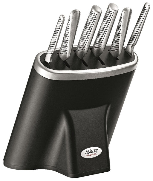 Global Zeitaku Knife Block Set - 7 Piece