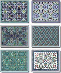 Cinnamon 'Dubai' Placemats Set of 6