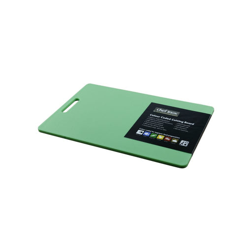 Chef Inox HACCP Cutting Board 300x450mm - Green