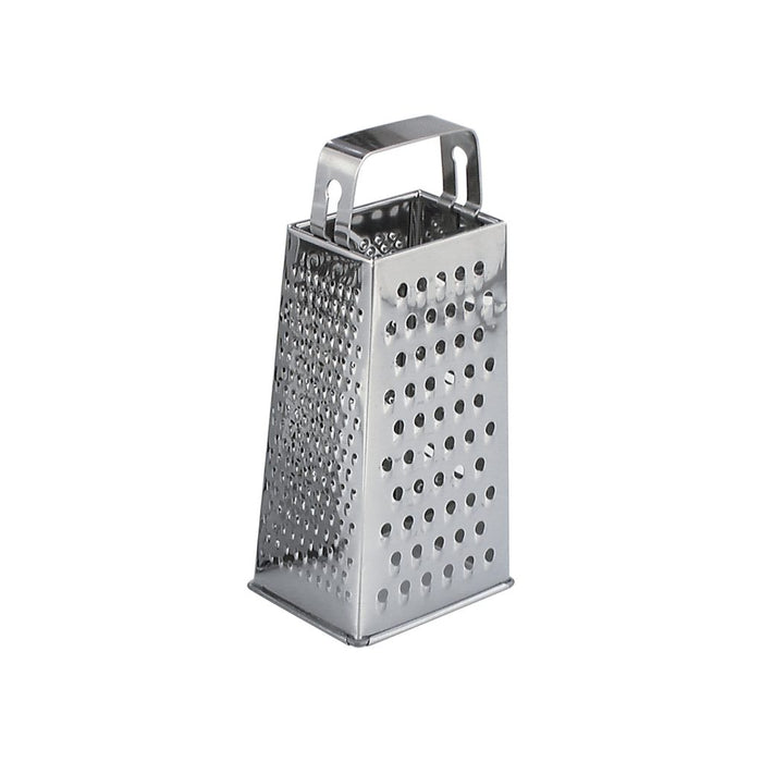 Chef Inox Grater S/S 4 Sided 180mm