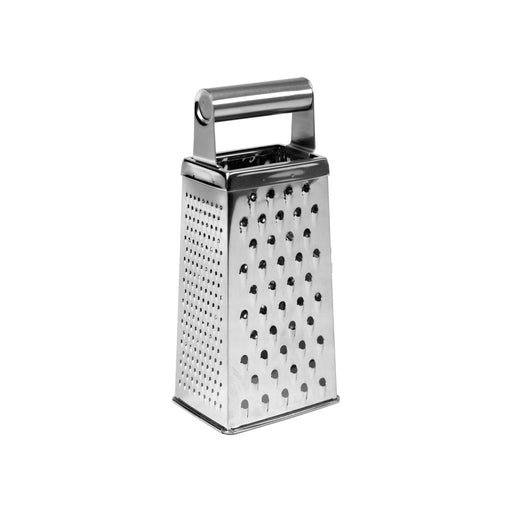 Chef Inox S/S Grater 4 Sided Tube Handle 185mm