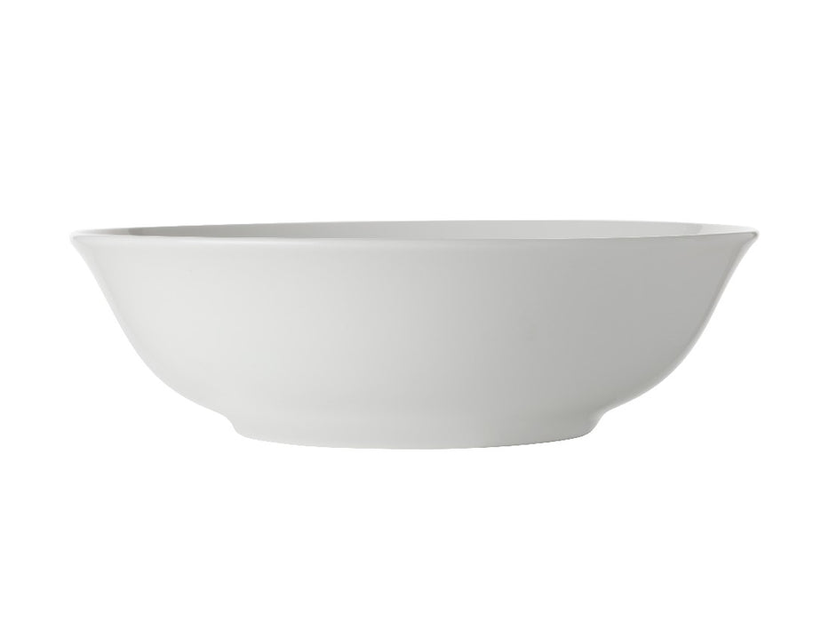 MW White Basics Soup/Pasta Bowl 20cm