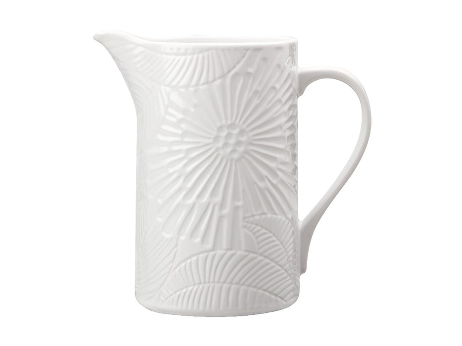MW Panama Pitcher 1.4L White Gift Boxed