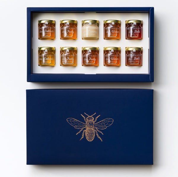 Beechworth Honey Sampler Box of 10