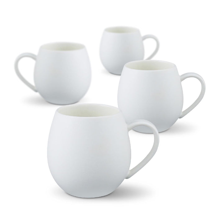 Robert Gordon Hug Me Mug set/4 - White