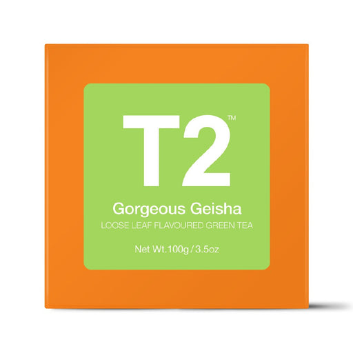 T2 Gorgeous Geisha - Box 100gm