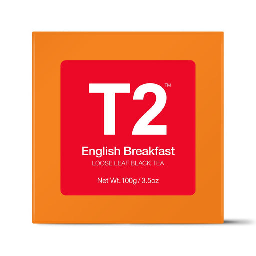 T2 English Breakfast - Box 100gm