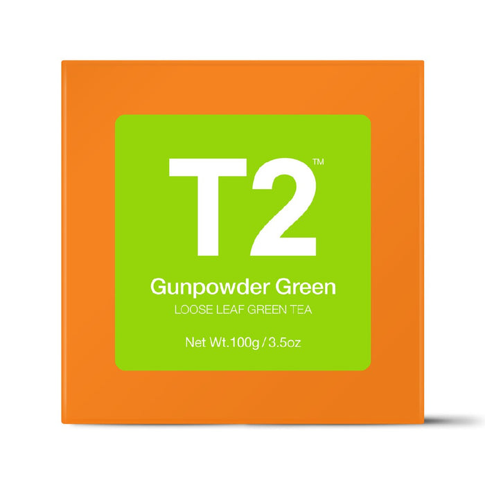 T2 Gunpowder Green - Box 100gm