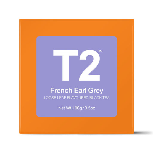 T2 French Earl Grey - Box 100gm