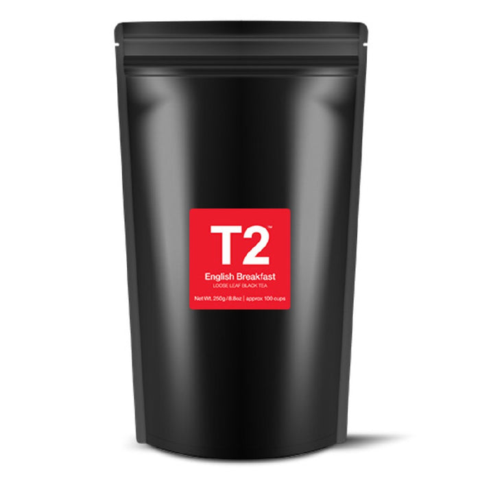 T2 English Breakfast - Foil 250gm