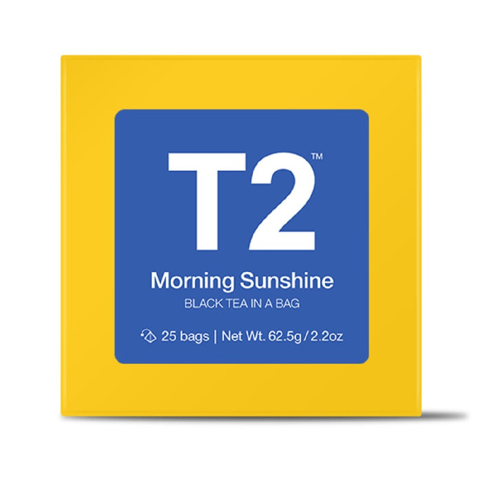 T2 Tea Bags 25's - Morning Sunshine