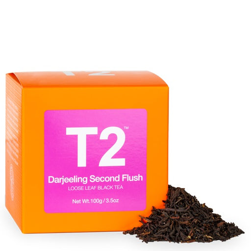 T2 Darjeeling 2nd Flush - Box 100gm