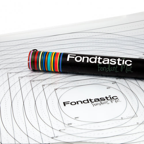 Fondtastic Fondant Mat - Set of 2