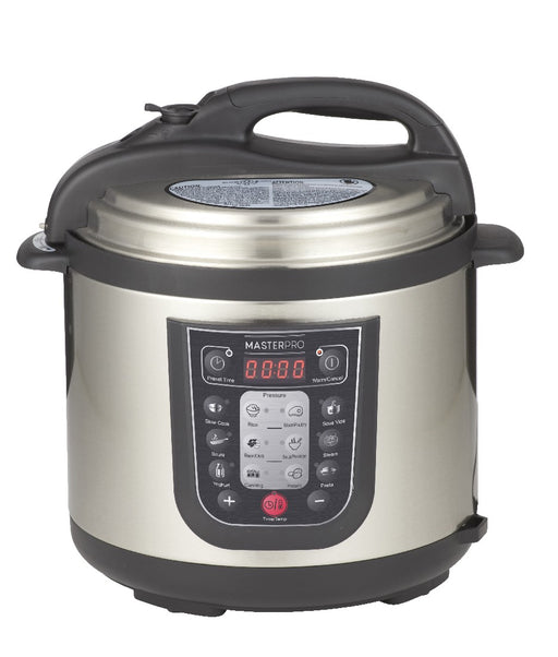 MasterPro 12 in 1 Multi Cooker 6lt