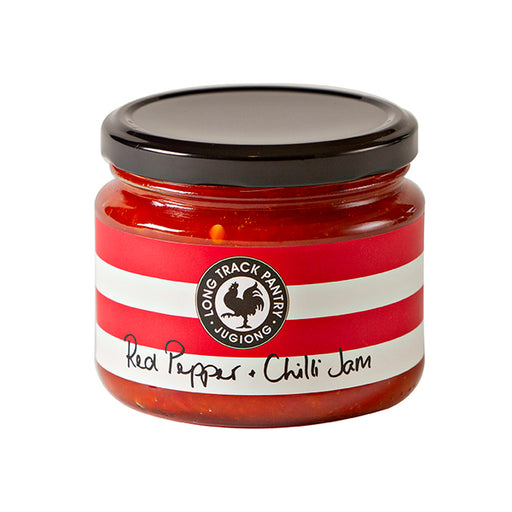 Long Track Pantry Red Pepper & Chilli Jam