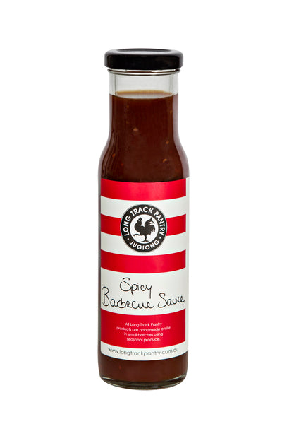 Long Track Pantry Spicy BBQ Sauce