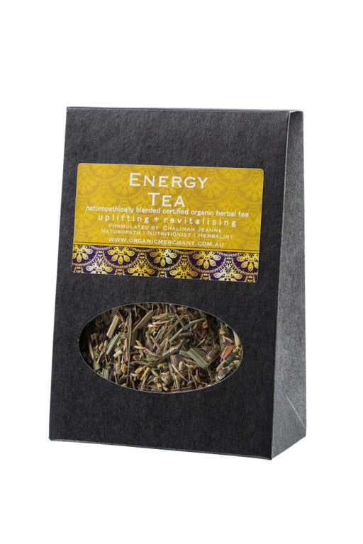 Organic Merchant Energy Tea - Box