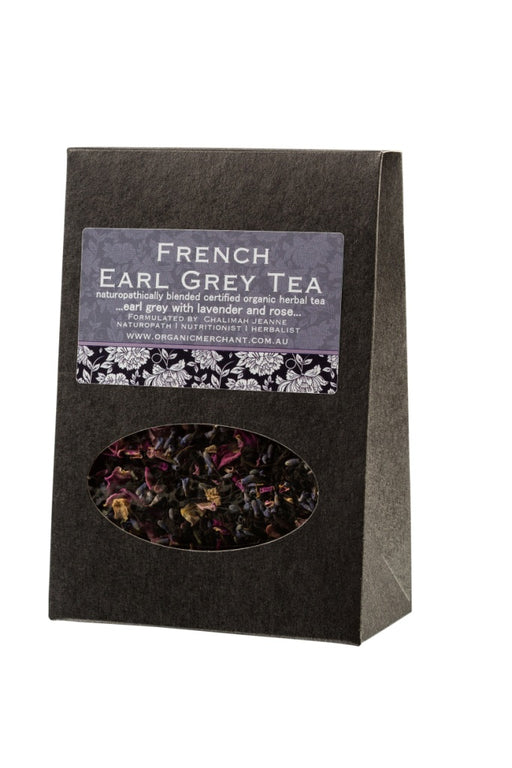 Organic Merchant French Earl Grey Tea - Box