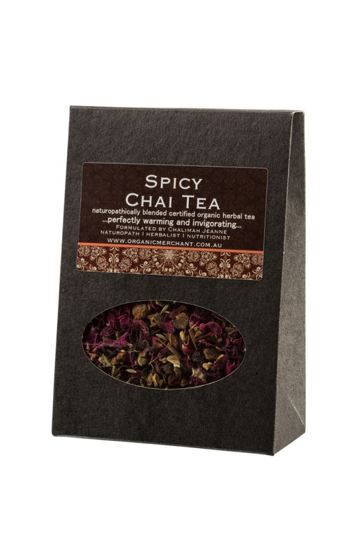 Organic Merchant Chai Tea Spicy - Box