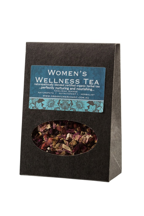 Organic Merchant Woman's Wellness Tea - Box