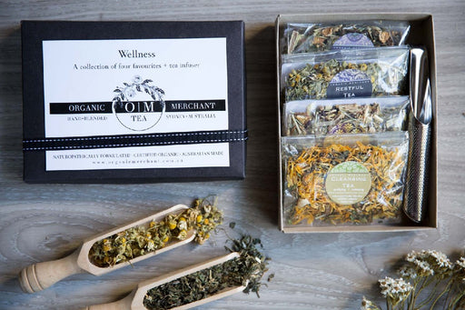 Organic Merchant Wellness Gift Box