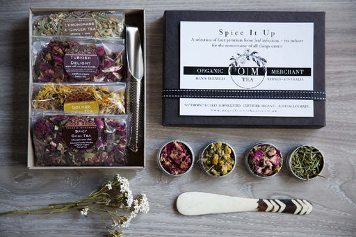 Organic Merchant  Spice It Up Gift Set