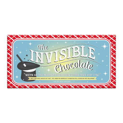 Invisible Chocolate 100g - Milk