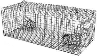"Tomahawk 503 Grackle Live Trap- 36""x16""x12"""