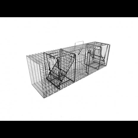 Comstock C911FD-30 Cage Trap -30Lx9Wx11H