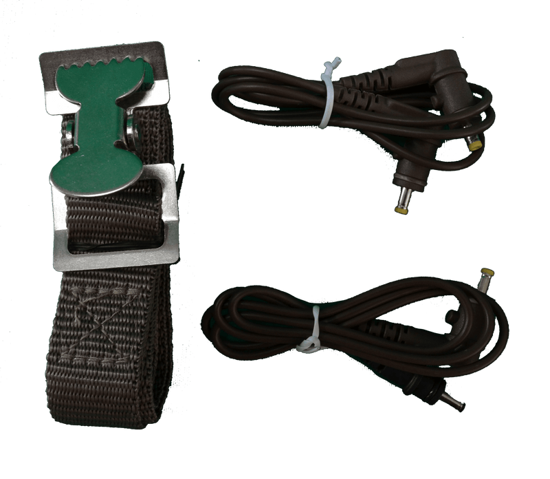 Cuddeback Dual Power Bank Cables and Strap