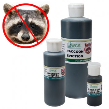 WCS  Raccoon Eviction Fluid