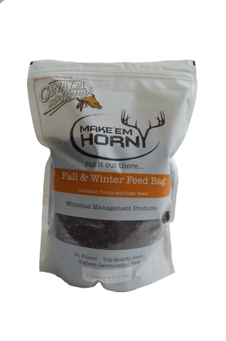Make'em Horny Fall/Winter Food Plot Blend