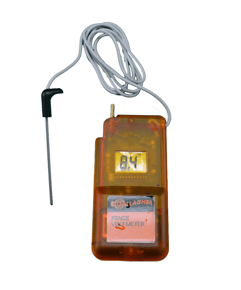 Gallagher Volt Fence Meter