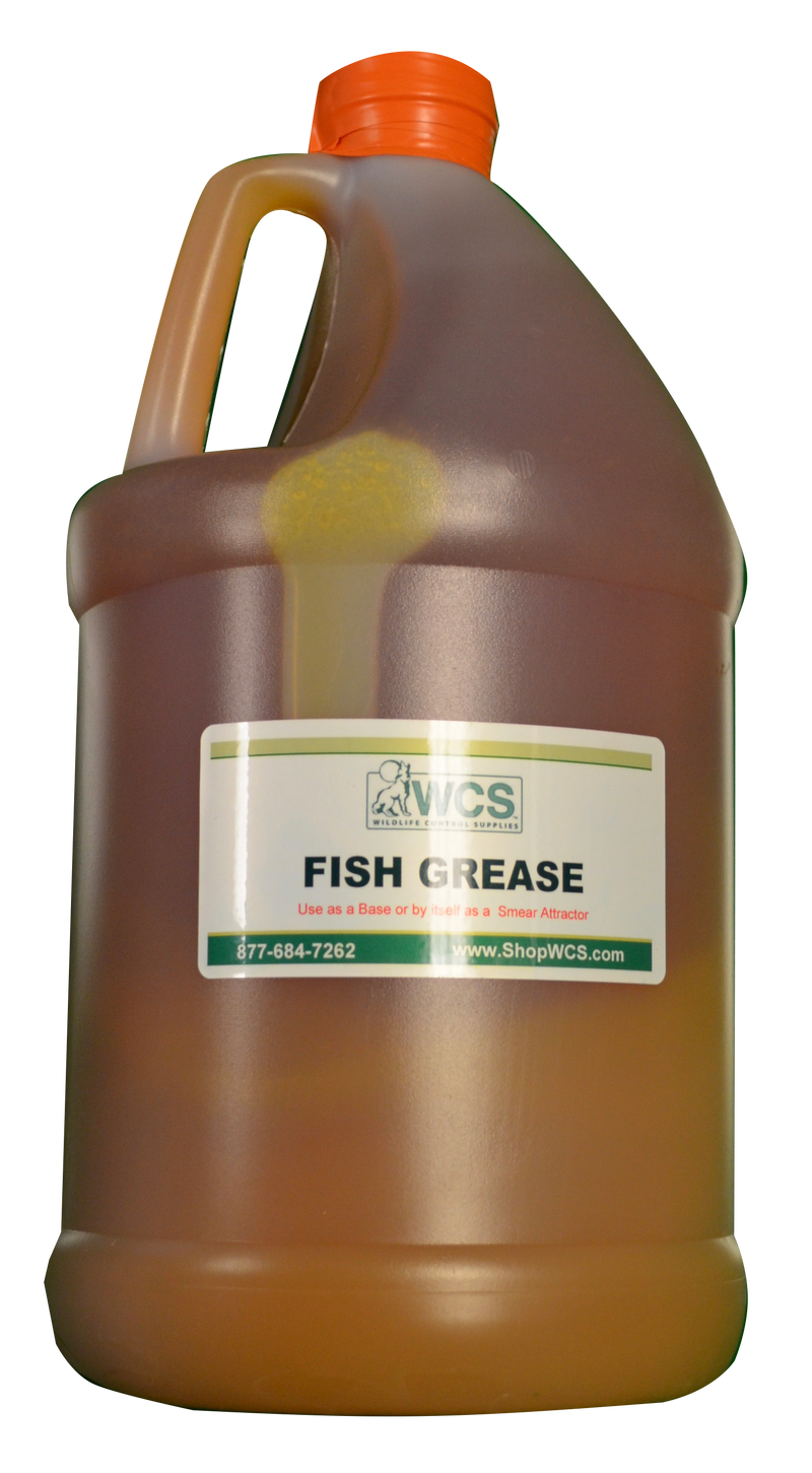 Alaskan Fish Grease