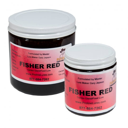 Proline  Fisher Red Lure-16 oz