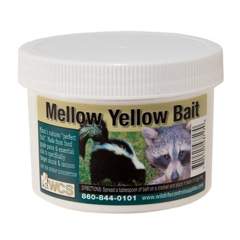 WCS  Mellow Yellow 8 oz
