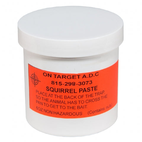 On-Target™ Squirrel Paste Bait 6 oz.